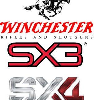 Winchester SX3/SX4 - Halvautomatiske hagler