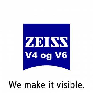 Tenebræx linsebeskytter til Zeiss V4 og V6
