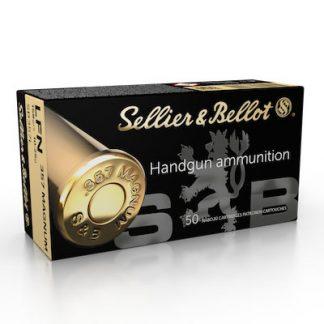 357 Magnum - Ammunisjon
