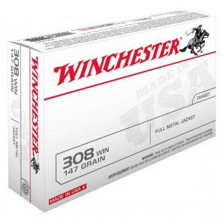 Winchester FMJ - Treningsammunisjon